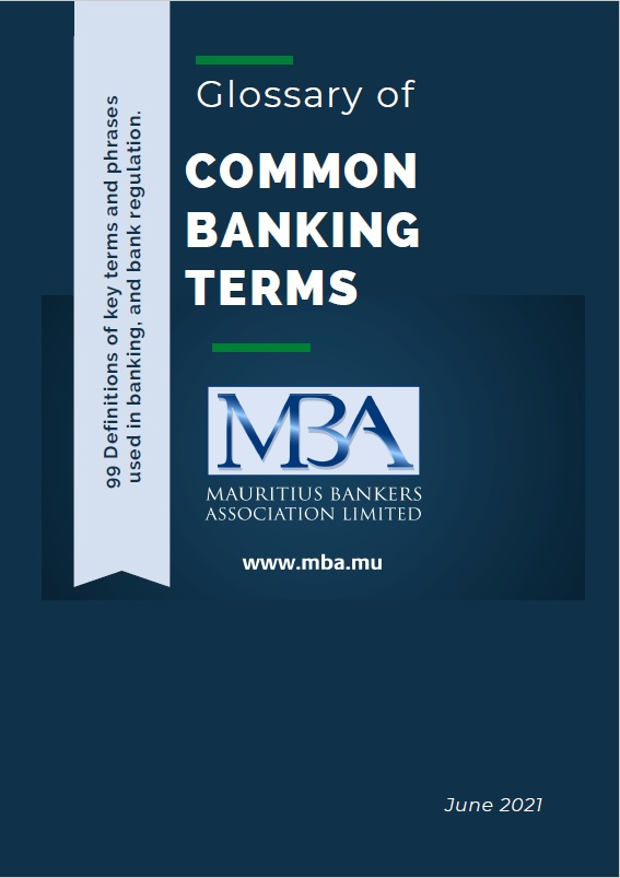 MBA glossary cover